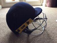 Cricket pads and Helmet Bundle