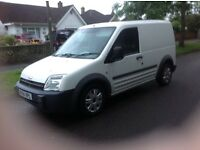 Ford transit connect 2004 clean van
