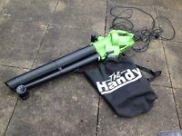 Leaf blower - nearly new