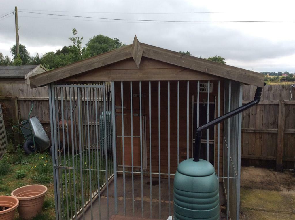 Dog kennel | in Stowmarket, Suffolk | Gumtree