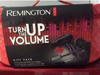 Remington Hair Dryer & Accessories