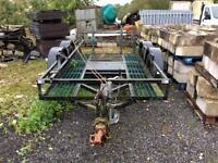 Car transporter/Plant trailer