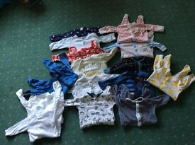 Age 0-3 months boys bedsuits