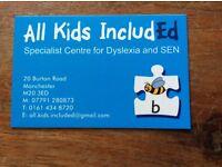 Dyslexia Tuition