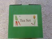 Collectable Whittard Garden Tea Set