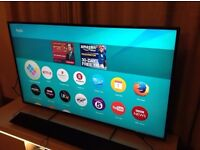 Panasonic 40-inch Smart 4K ULTRA HD LED TV (40CX680) built in Wifi, Freeview HD with Freetime Play