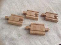 Wooden Thomas track