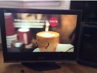 Panasonic 32 inc LCD TV