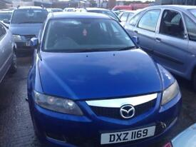 2006 MAZDA 6 TS D 143 2.0 DIESEL BREAKING FOR PARTS ONLY POSTAGE AVAILABLE NATIONWIDE