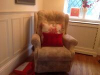 I would like to give this armchair away free as I have bought another one