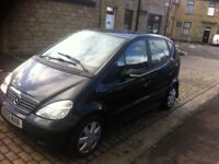 MERCEDES BENZ A CLASS HATCHBACK DIESEL 2003 YEAR GOOD RUNNER
