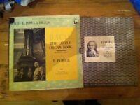 Bach - Orgelbuchlein - booklet by E. Power Biggs