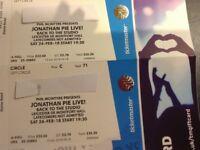 Jonathan Pie Live tickets on 24.2.18 7:30pm De Montfort Hall