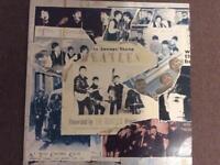 The Beatles vinyl albums