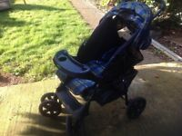 Greco Travel System pushchair