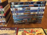 Assorted DVD's (mostly childrens) x 26
