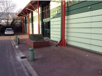 Office space to rent in central Bristol with possible warehouse/workshop space