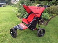 Out n About Single Pushchair v4