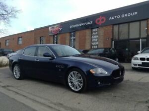 2012 Maserati Quattroporte FULLY LOADED | NAVIGATION | PARKING S