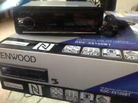Kenwood car radio/cd/Bluetooth telephone connection/usb