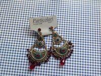 Christmas earrings Particolari Large New