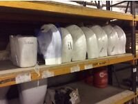New wash hand basins , Job lot , bargin