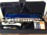 Amazing tenor saxophone