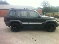JEEP CHEROKEE LTD CRD A 2 .8 TURBO DIESEL