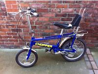 Mk 3 Raleigh Chopper