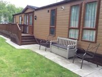 Beautiful 3 Bedroomed Lodge with Hot Tub