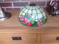 Pretty retro lamp shade