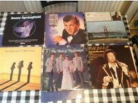 Collection of 12 1960s vinyl lp records