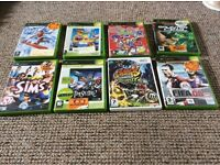 7 x Xbox 1 x wii 1 x wii console £20 the lot