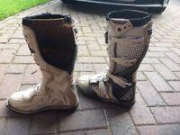 Maverik fly motorcross boots