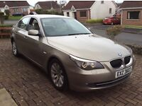 2008 BMW 5 Series 530d SE 4dr Step Automatic