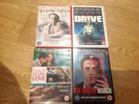 **HUGE** JOB LOT: Films DVD's & Box Sets - All GREAT films - Parking available for collection