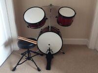 Childrens Professional Drum Kit