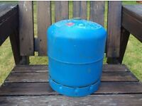 campingaz 907 refillable empty gas cylinder ideal spare