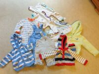 NEW & Like NEW: Huge Selection of Branded Unisex/Baby Boy Baby Clothes from Tiny Baby to 6-9 Months