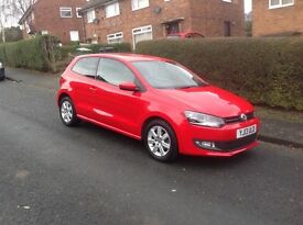 VW POLO 1.2 VERY LOW MILEAGE