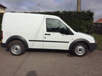 Ford transit connect turbo diesel van