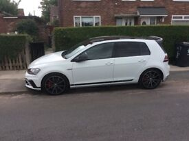 Golf Gti clubsport auto 5 door cat d absolute bargain at £21250 ono s3 s4 gtd r