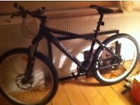 Mens Carrera Mountain Bike