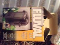 Fluval underwater pump tanks up to 55l