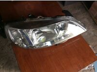 Vauxhall headlight new