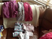 Winter clothes aged 18months to 3 years old, pj's, trousers, vests and jacket