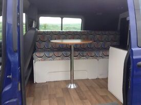 2006 Mercedes Vito Campervan Camper Van Conversion