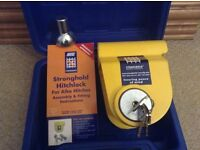Stronghold hitch lock SH5412