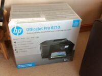 Brand new, unopened HP OfficeJet Pro 8710 All in One Printer/Scanner/Copier