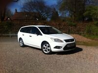 2009,58,*Ford Focus 1.6 tdci Estate *£30 Year Tax * Full Black Leather *Electric Seat * Cheap Ins *